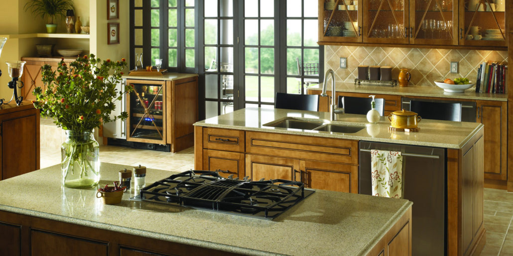 Countertops by Marchand Creative Kitchens New Orleans, Louisiana