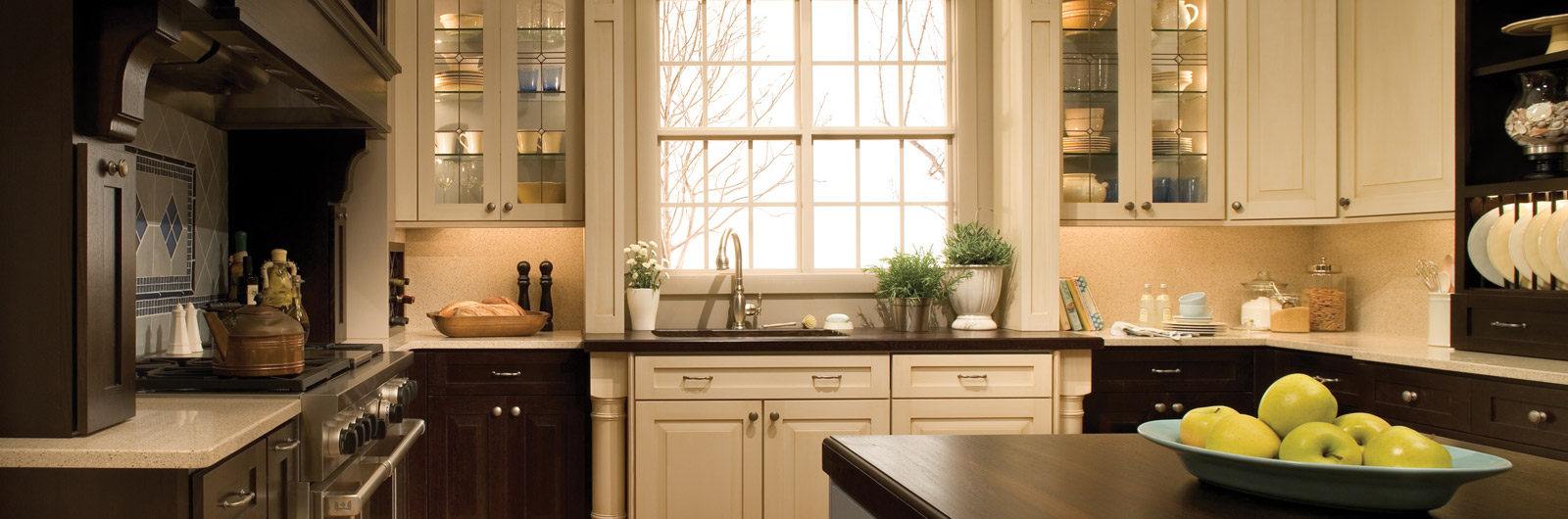 Marchand Creative Kitchens Specializes in designing New Orleans custom kitchens