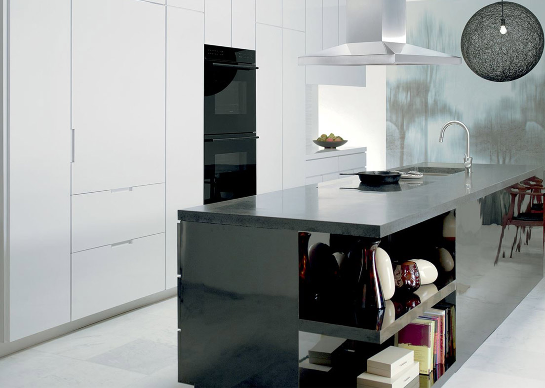 Custom Kitchen Design with Sub-Zero Refrigerators and Marchand Creative Kitchens