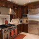 high end refrigerator | Marchand Creative Kitchens Cabinets New Orleans Metairie Mandeville LA