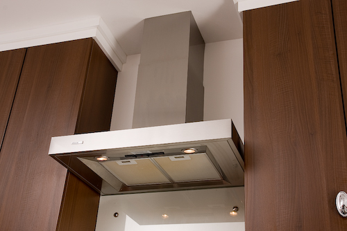 modern line hood | Marchand Creative Kitchens Cabinets New Orleans Metairie Mandeville LA