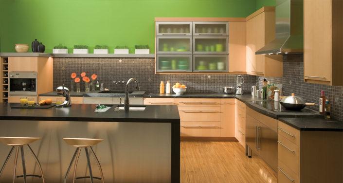 New Orleans Kitchen Cabinet Design