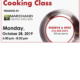 Chef Duke Cooking Class | Marchand Creative Kitchens