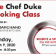 Chef Duke Class flier March 2020 | Marchand Creative Kitchens Cabinets New Orleans Metairie Mandeville LA