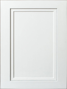 white cabinet door Executive Cabinetry
